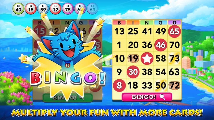Bingo Blitz™ - BINGO games screenshot-0