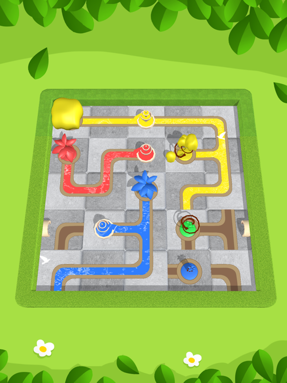 Water Connect Puzzleのおすすめ画像5