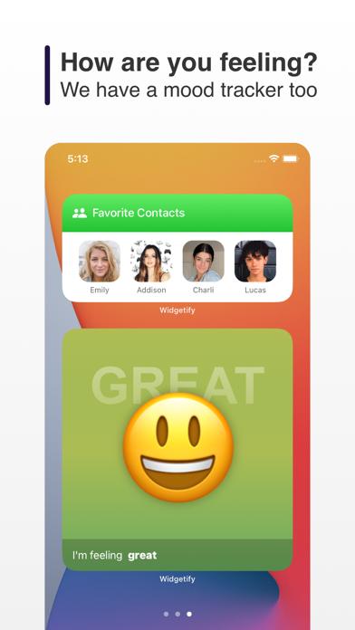 Widgetify - Add Custom Widgets screenshot 1