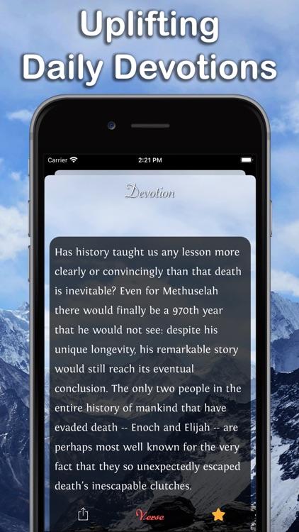 Daily Bible Inspirations Verse screenshot-7