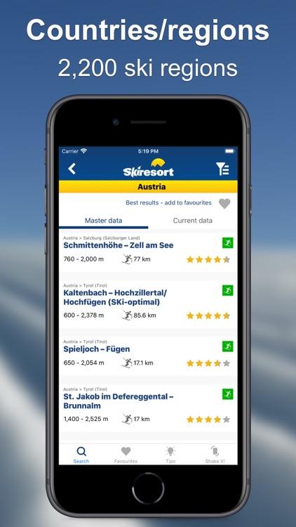 Skiresort.info – ski app screenshot-7