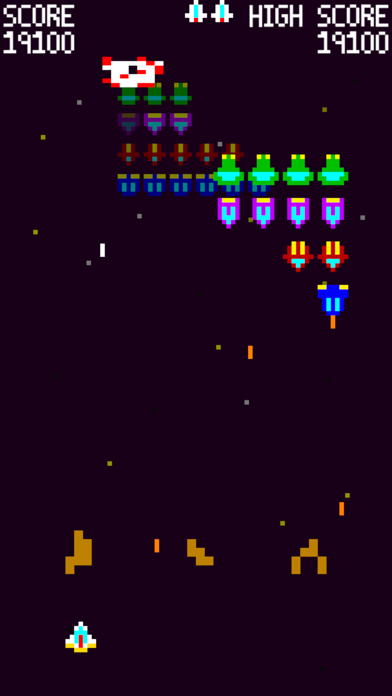 Invaders From Space Ad-Free screenshot 4