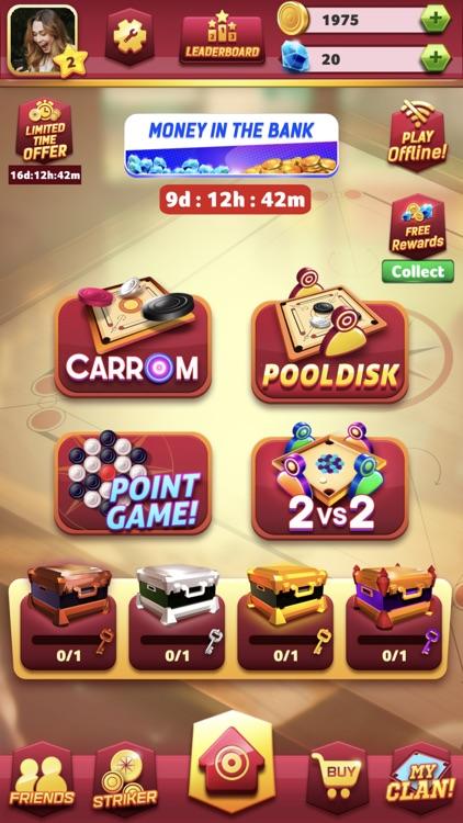 Carrom Friends : Board Game screenshot-4