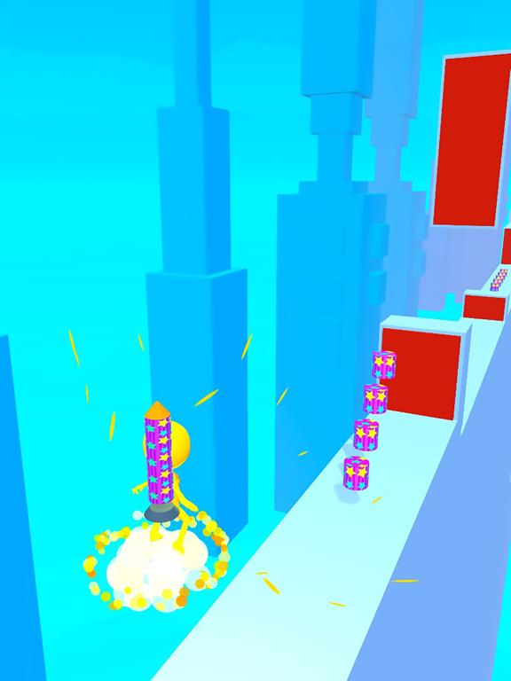 Rocket Bumper! screenshot 4