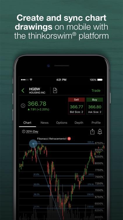 thinkorswim: Buy. Sell. Trade. screenshot-4