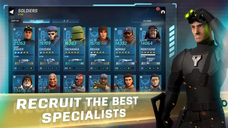 Tom Clancy's Elite Squad screenshot-0