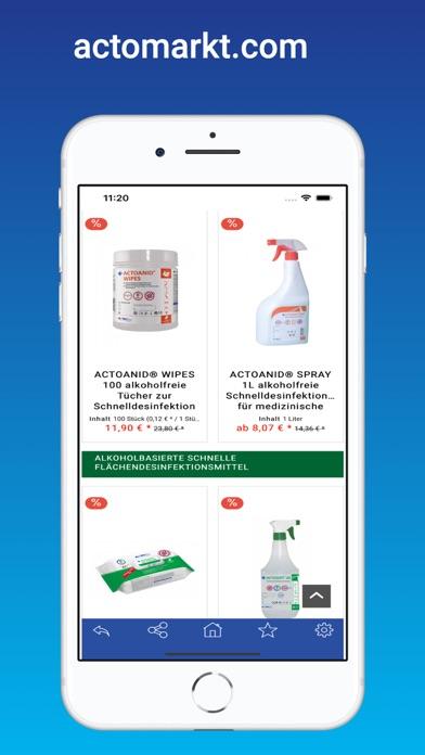 Acto Markt screenshot 3