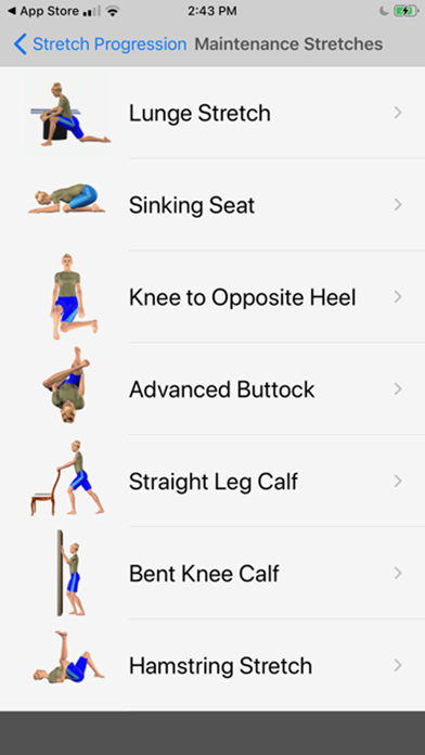 Stretch For Pain Relief Lowerのおすすめ画像10