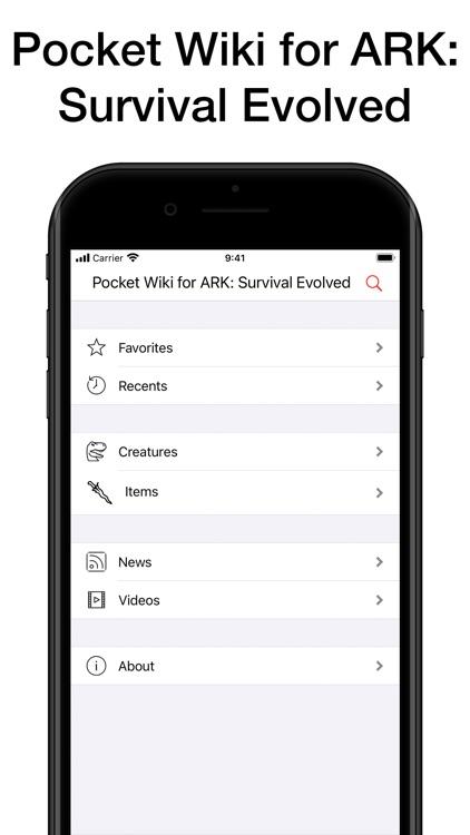 PW for ARK: Survival Evolved