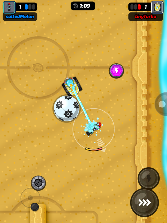 Motorball screenshot 9