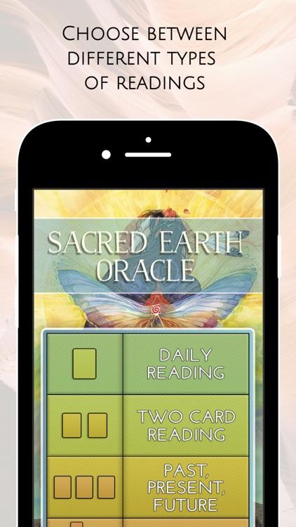Sacred Earth Oracle screenshot-4