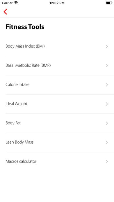 Fitness Empire Gym screenshot 2