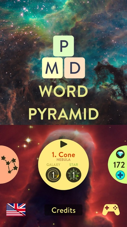 Word Pyramid Game screenshot-0
