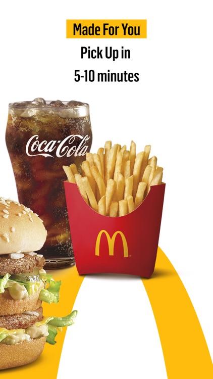 McDonald's Hong Kong screenshot-4