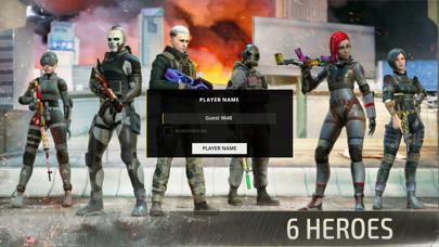 Global Offensive Screenshot