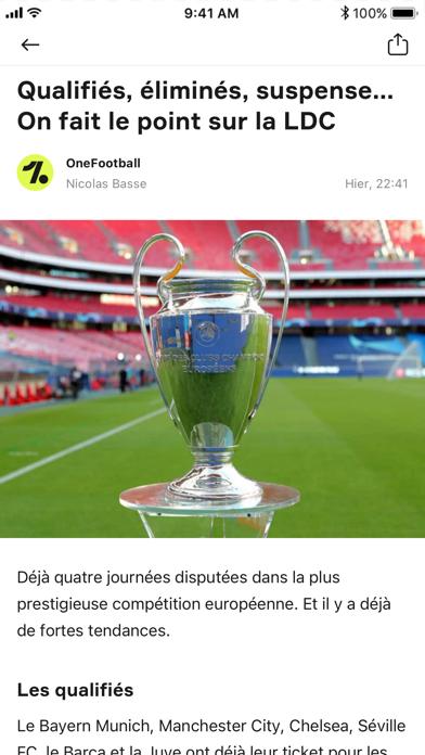 messages.download OneFootball - Actu du Football software