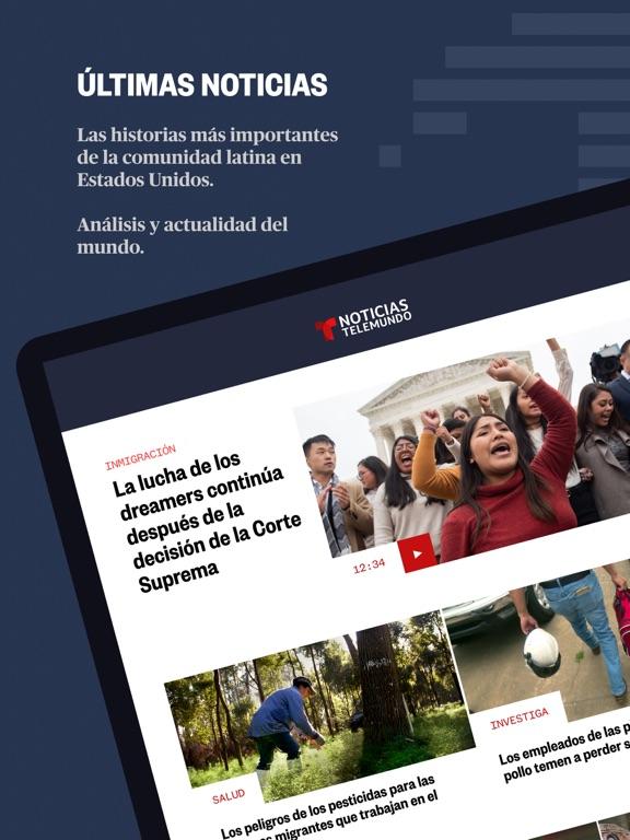Noticias Telemundo screenshot 7