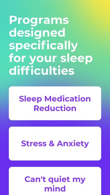 Sleep Easy: Insomnia Therapy screenshot-4