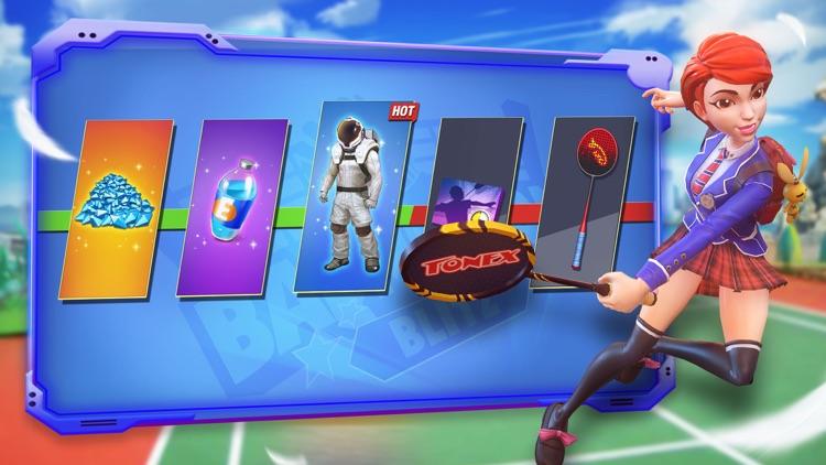 Badminton Blitz -Real PVP Game screenshot-7