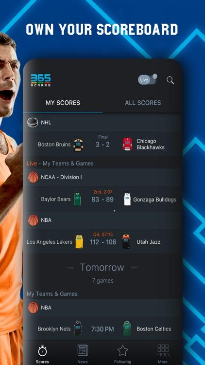365Scores - Live Scores screenshot-6