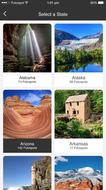 Fotospot Road Trip Planner screenshot-4