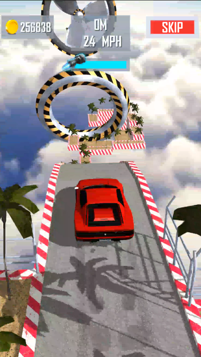 Mega Ramp Car Jumping screenshot 7