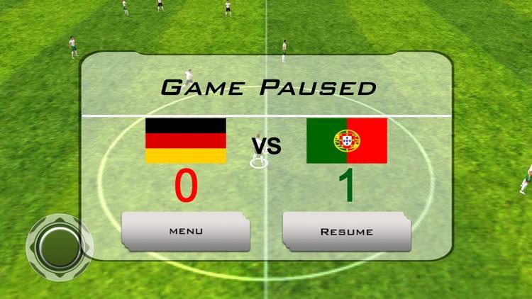 Nurex Soccer: Football screenshot-5