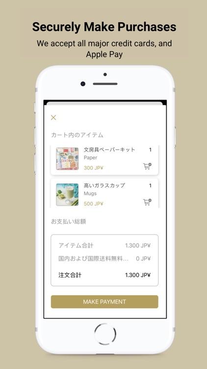 Shoclef Gold - Live Shopping screenshot-3
