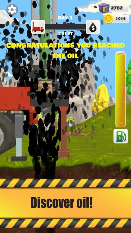 Oil Well Drilling screenshot-3