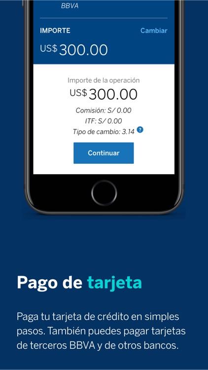 BBVA Perú screenshot-4