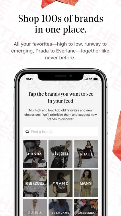 THE YES - Women's Fashion screenshot-0