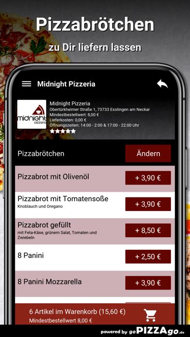 Midnight Pizzeria Esslingen screenshot 5