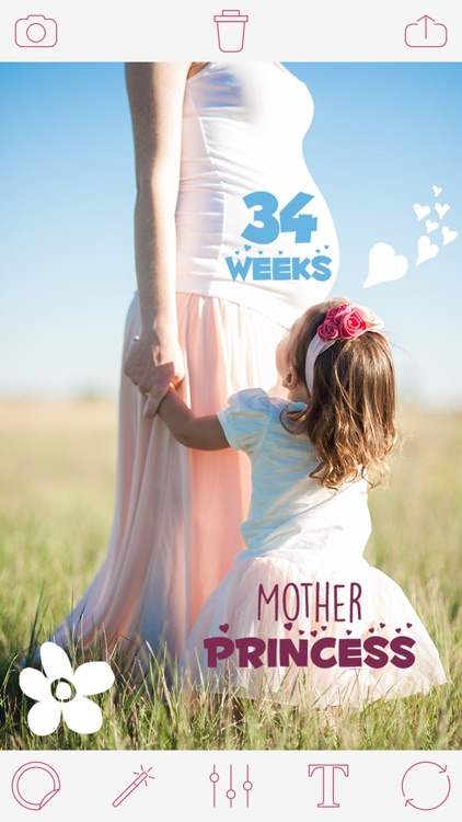 Baby Milestone Photos Pro screenshot-3