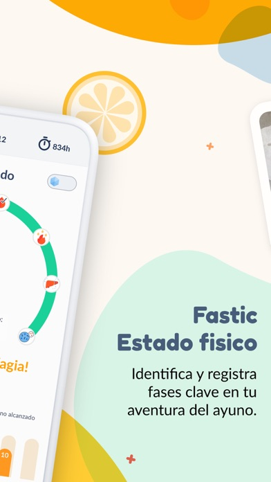 Descargar Fastic - App para el Ayuno para Android