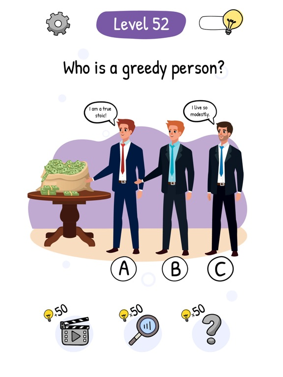 Who is? Brain Teaser & Riddles screenshot 19