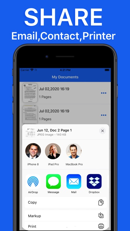 Document Scanner : Scan PDF