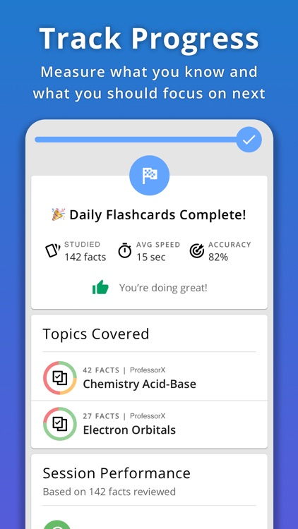 Memorang: Flashcards & Quizzes