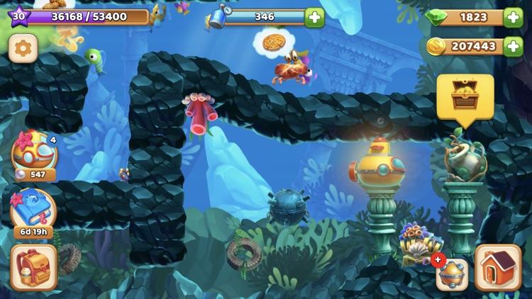 Funky Bay – Farm & Adventure screenshot-7