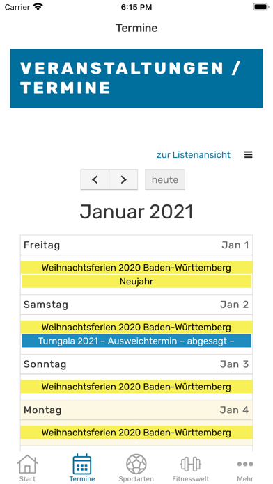 Aalener SportallianzScreenshot von 4