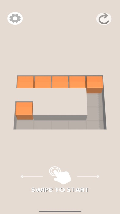 Cube Crusher 3D Screenshot