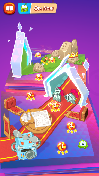 Cut the Rope Remastered Screenshots
