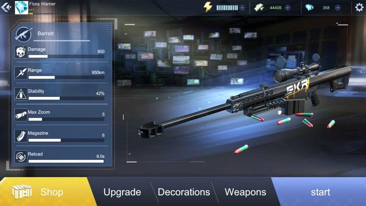 Sniper Fire: Shooting Gun Game screenshot-5