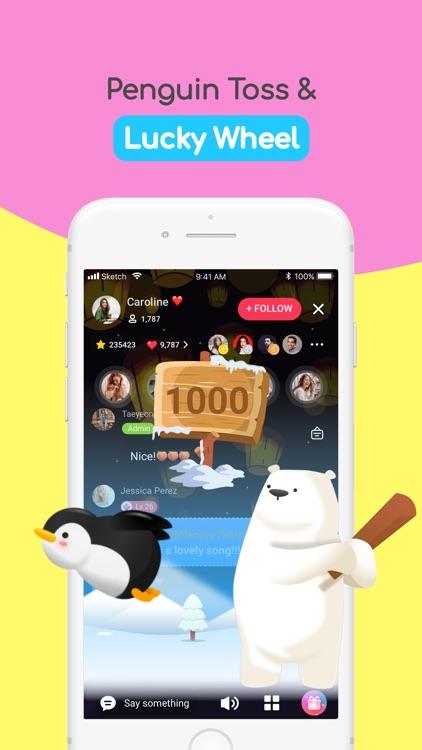 Find Friend, Cuddle Voice Chat screenshot-7