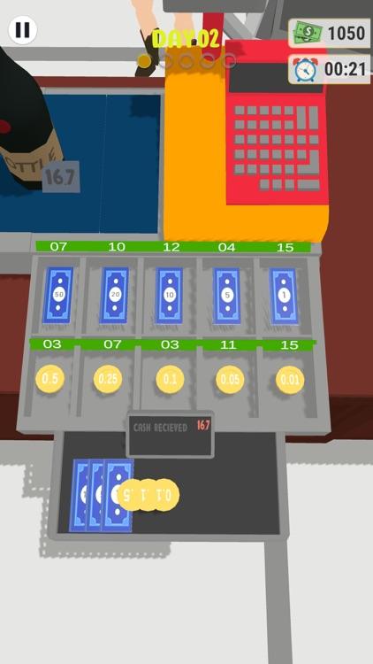 Super Store Cashier 3D screenshot-4
