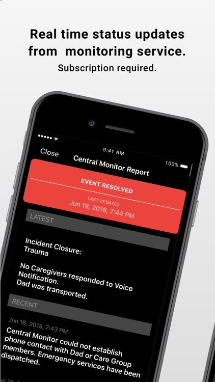 FallCall Detect screenshot-8