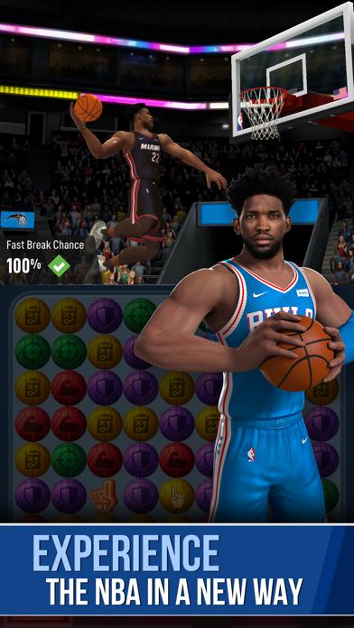 Screen Shot NBA Ball Stars 0