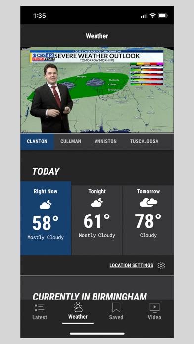 CBS 42 - AL News & Weatherのおすすめ画像2