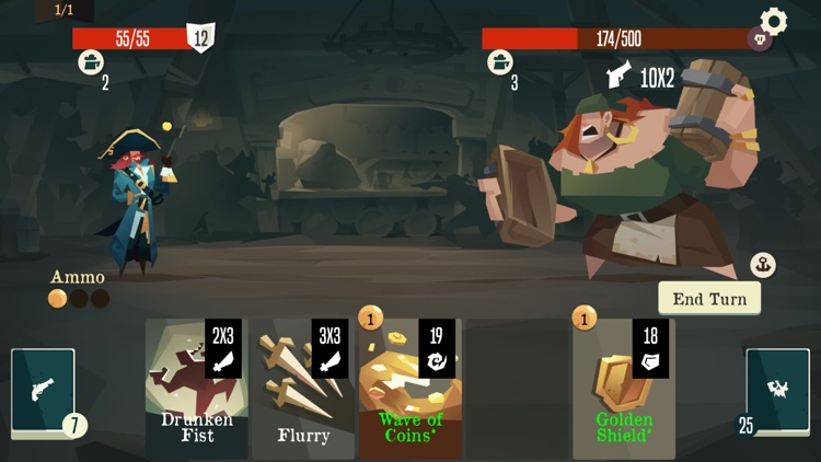 Pirates Outlaws screenshot-6