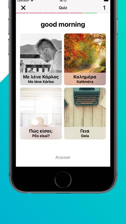 Learn Greek with LENGO screenshot-3