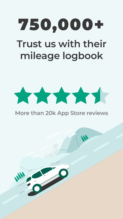 Mileage Tracker by Driversnote screenshot-6
